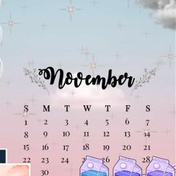 calendarchallenge freetoedit srcnovembercalendar novembercalendar
