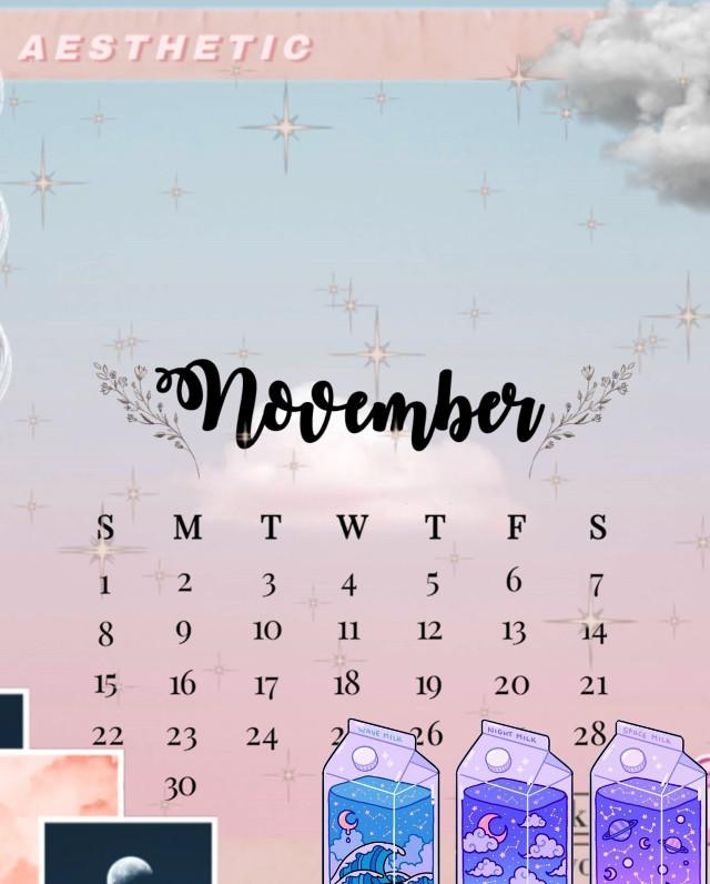 #calendarchallenge