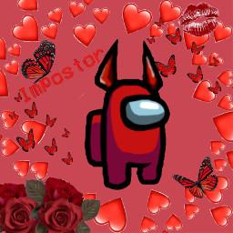 red redaesthetic butterfly butterflys redbutterfly amongus redamongus redrose redflower redflowers flowers redlipstick redlips devil reddevil heart hearts redhearts redheart redheartemoji heartemoji freetoedit