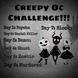 oc gacha gachaoc gachalife gachaclub gachaverse creepy scary challenge occhallenge creepychallenge freetoedit