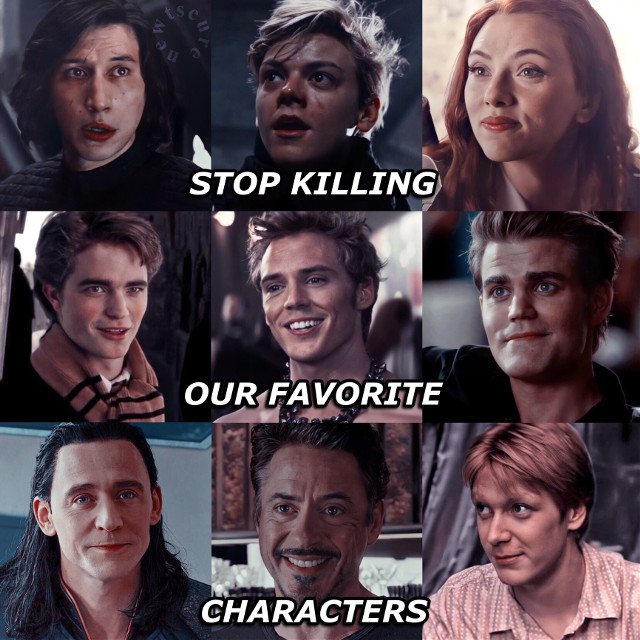 @newtscure is typing... ❝ Characters X Quote ❞ ———•❀•——— ↬ Let me know if you enjoyed this post ———•❀•——— [Follow me @newtscure for more!] ———•❀•——— #starwars #bensolo #themazerunner #newt #marvel #natasharomanoff #tonystark #loki #harrypotter #cedricdiggory #fredweasley #thevampirediaries #stefansalvatore #thehungergames #finnickodair
