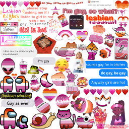 edit freetoedit lesbain lesbianedit pride