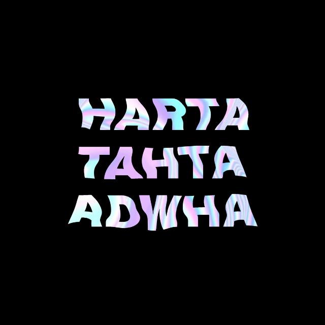 HARTA TAHTA NAMA ANDA !  #picsart#hartatahtanamaanda