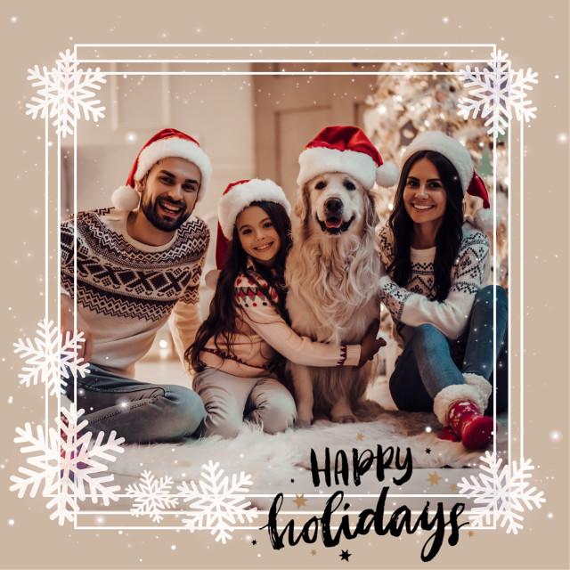 #freetoedit #holiday #greetingcard #holidayvibes #holidaymood #family #christmas #christmasspirit #holidayspirit