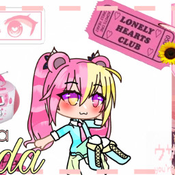 gachasoftie softie pinkaesthetic gachaclub freetoedit