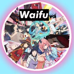 waifus freetoedit