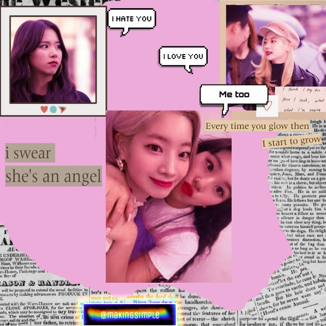 🍬 11. Dahyun Twice — Kim Dahyun — Dubu 💞 🍫 1. Chaeyoung Twice — Son Chaeyoung — Chaeng 💞 🐬 1. Dubuchaeng — Dahyun and Chaeyoung 💞 Twice   ☆ @b_bambam @strxberri-vxbes @aestheticallyscorpio @amichimchim  Comment 🍭 to be added in my taglist Comment 🍬 to be removed (when I'll have anyone in it 😂) Comment 🍫 if u changed your username  #twice #twiceedit #twicedahyun #twicedahyunedits #dahyun🌸 #dahyun #kimdahyun #twicechaeyoung #sonchaeyoung #babychaeng #softiedubu #softiechaeng  #chaeyoungtwice #twicechaeyoungedits #dubuchaeng #dahyunchaeyoung #softiedubuchaeng #freetoedit