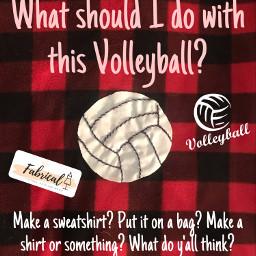 opinionswanted whattodo fabricalsewing fabrical sewing volleyball vball cute designing designer fashion fashiondesigner futuresmallbuisness interesting followformore freetoedit
