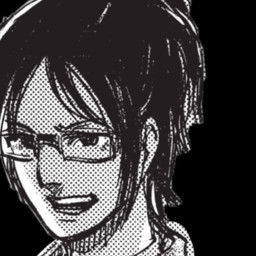 hange hangezoe anime aot attackontitan appiconanime appicon manga freetoedit