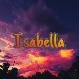 isabella freetoedit