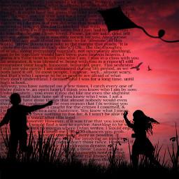 sunset letter story freetoedit unsplash srcfrommyheart frommyheart