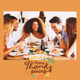 freetoedit thanks thanksgiving happy happythanksgiving friends friendsgiving november turkeyday