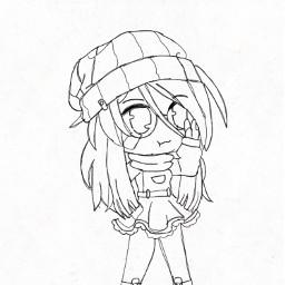 flipaclip gachasketch sketch