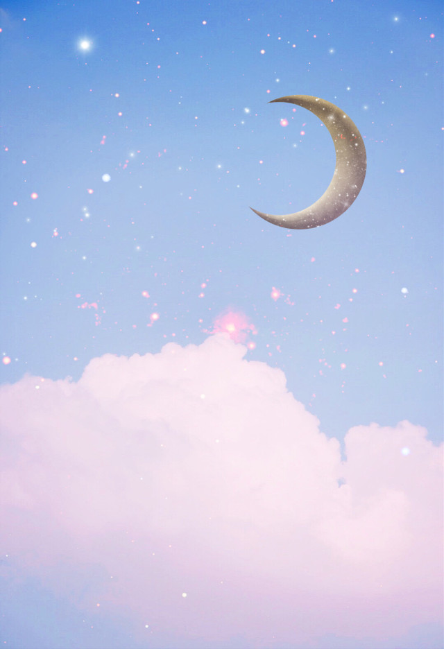 #clouds #moon #background #backgrounds #remixit