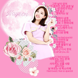 twice nayeon freetoedit