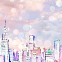 dreamhouse pastel pretty asthetic art wallpapers freetoedit buildingsisee