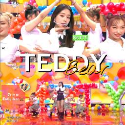 lyly_are_lyla_edit natty nattykpop teddybear kpop kpopedit ahnatchayasuputhipong mvedit