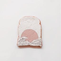 toast aesthetic aestheticedit minimalism art artsy white freetoedit