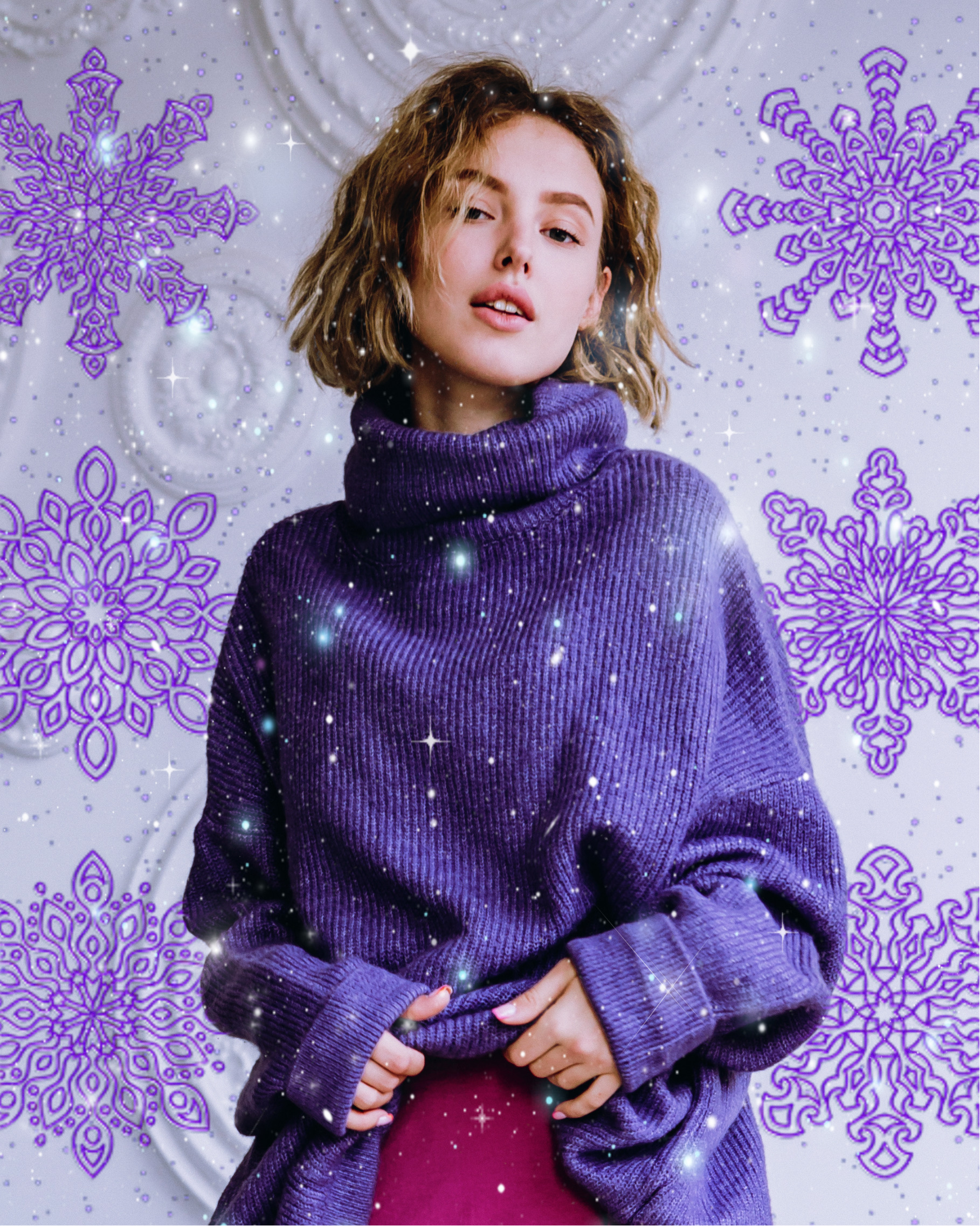 #freetoedit #snowflake #snowflakes #decor #holiday #holidays #holidaydecor #christmas #sparkles #winter #wintervibes