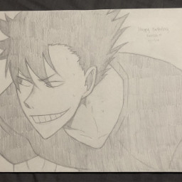 anime drawing doodle art traditionalart animeart sketch haikyuu haikyu hq kuroo tetsuroukuroo tetsurou tetsurokuroo kurootetsurou kurootetsuro nekoma
