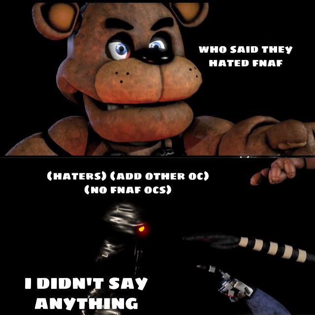HAVE MERCY FOR THE LOST ONES #lostones #fnaf