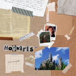 hogwarts ginnyweasley hermionegranger scrapbook script harrypotter freetoedit