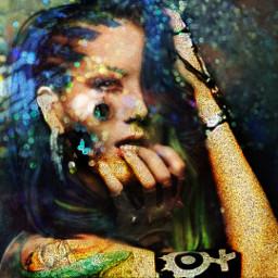 heavymetal archenemy alissawhitegluz leadsinger bluehair metalband hardrock metalqueens rockgirl rockgirls freetoedit