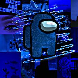 darkblueaesthetic amongus freetoedit ecedittheseinyourownstyle edittheseinyourownstyle