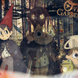 freetoedit gregory overthegardenwall cartoon cool scary