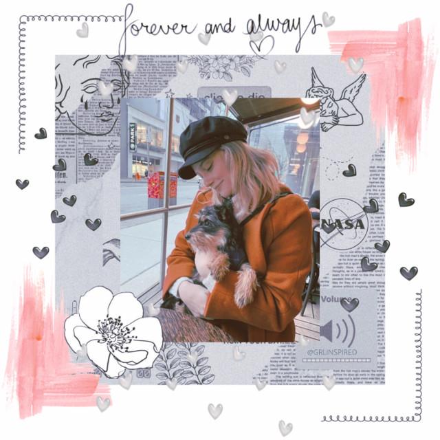 🐶❣️    #aesthetic #retro #tumblr #girl #simple #goodvibes #happiness #inspired #creative #madewithpicsart #heypicsart #indie #vogue #2020 #artsy #background #retroaesthetic #vsco #classy #fun #makeawesome  #instagram #polar #edits #picsartedit