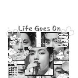 wallpaperbts bts lifegoeson be bangtang lifegoesonwallpaper suga yoongi aesthetic wallpaper v taehyung black freetoedit