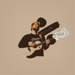 ed sheeran singer guitar divide