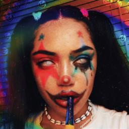 avani clowncheck clown avaniclown freetoedit