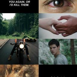 jacob black jacobblack werewolf twillight twilightsaga aesthetic aestheticedit