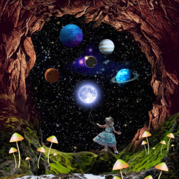 gate universe magical fantasy art freetoedit