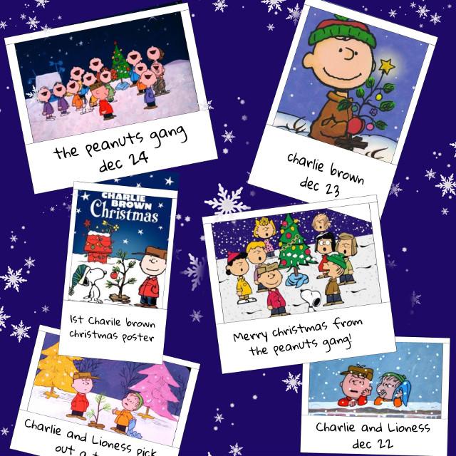 #charliebrownchristmas