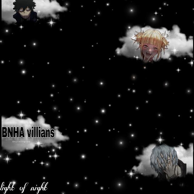 Bnha villians wallpaper