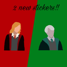 stickers weasley weasleytwins fred george fredweasley georgeweasley malfoy draco dracomalfoy malfoyfamily green red slytherin gryffindor slytherinaesthetic slytherinhouse gryffindoraesthetic gryffindorhouse gryffindorpride slytherinpride harrypotter hogwarts freetoedit