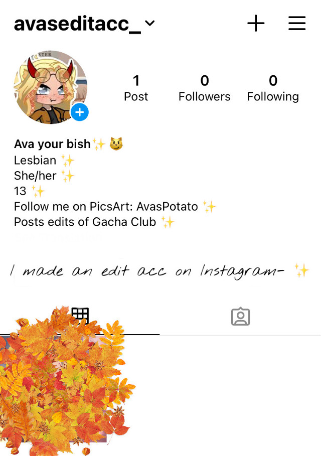 Sooooo quick #announcement   I made an edit account on Insragram, where I post all my edits :3    Just so you guys knew✨      If you got #instagram maybe drop a follow please 🥺✨👉👈    @ilysfmeli @kittykittymowmo @jessiebear2020 @-_f4r_f3tched_- @-m00n_ @black_fox_and_co ✨✨