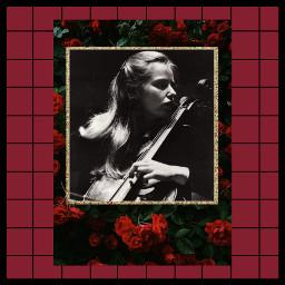 jacqueline dupre jacquelinedupre cello cellist legendary amazing art music freetoedit