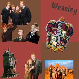 weasleyfamily potterheadforever freetoedit