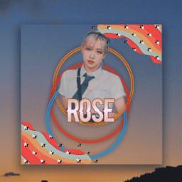 rosé rose roseblackpink roseannepark roseedit rosesarebeautiful rosie rosesarerose roseblackpinkedit parkchaeyoung inspired freetoedit parkchaeyoung