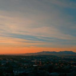 home goodmorning sundaymorning sundayvibes sky horizon mountains beautifullife lovingmylife myphotography