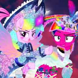 vanillasparkle rainbowsparkle freetoedit