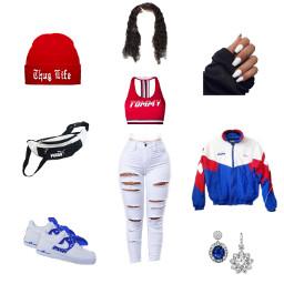 blackgirlfashion swag streetwear freetoedit