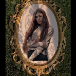 girlinamirror girl mirror mirrorsremix freetoedit