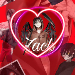 angelsofdeath isaccfoster zack foster freetoedit