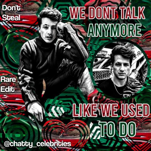 Charlie puth is so damn  so hot 🔥 🥵🤤 I love we don't talk anymore it is like my daily routine to hear this song everyday without this song I will be dead, I am excited for his new song on January and his tik tok is my favorite tik tok account ◦୨——꒰🎀꒱——୧◦∘ 💭 ୨𝐄𝐘𝐄𝐋𝐈𝐍𝐄𝐑୧ 💭  ミ🌸┊͙𝐌𝐀𝐈𝐍 𝐀𝐂𝐂𝐎𝐔𝐍𝐓:@chatty_celebrities   🐩ミ┊͙𝐂𝐎𝐌𝐏𝐋𝐄𝐗 𝐀𝐂𝐂𝐎𝐔𝐍𝐓:@celebritie_cafe   ミ🧺┊͙𝐐𝐔𝐄𝐓𝐎𝐄𝐒 𝐀𝐂𝐂𝐎𝐔𝐍𝐓:@chatty_cafe   🌸ミ┊͙𝐍𝐈𝐂𝐇𝐄 𝐀𝐂𝐂𝐎𝐔𝐍𝐓:@chatty_niche   ミ🐩┊͙𝐇𝐄𝐋𝐏 𝐀𝐂𝐂𝐎𝐔𝐍𝐓:@chatty_help   🧺ミ┊͙𝐒𝐄𝐋𝐄𝐍𝐀 𝐆𝐎𝐌𝐄𝐙 𝐔𝐏𝐃𝐀𝐓𝐄𝐒:@rare_selena   ミ🌸┊͙𝐖𝐄 𝐇𝐄𝐀𝐑𝐓 𝐈𝐓 𝐀𝐂𝐂𝐎𝐔𝐍𝐓:@chatty_celebrities   🐩ミ┊͙𝐏𝐈𝐍𝐓𝐑𝐄𝐒𝐒 𝐀𝐂𝐂𝐎𝐔𝐍𝐓:@chatty_celebrities   ミ🧺┊͙𝐅𝐀𝐍𝐏𝐀𝐆𝐄𝐒 𝐈 𝐃𝐎𝐍𝐓 𝐃𝐄𝐒𝐄𝐑𝐕𝐄: @ily-chatty  @onlyforchatty  @chattyc_fan @chattycelebsfan  @weloveyouchatty  ∘◦୨——꒰🎀꒱——୧◦∘ 💭 ୨𝐋𝐈𝐏𝐒𝐓𝐈𝐂𝐊୧ 💭 ꒰🌸꒱ᝰ🅻︎🅾︎🆅︎🄴🅂:: @luhvplaid (𝒊𝒍𝒚 𝒔𝒐 𝒎𝒖𝒄𝒉 𝒎𝒚 𝒇𝒂𝒗 𝒊𝒃𝒇 𝒂𝒏𝒅 𝒊𝒅𝒐𝒍)♡︎ @laura_z4 (𝒊𝒅𝒐𝒍)♡︎ @lexi_19 (𝒊𝒅𝒐𝒍)♡︎ @diamondboca (𝒊𝒅𝒐𝒍)♡︎ @rosiesxedits (𝒊𝒅𝒐𝒍 , 𝐢𝐛𝐟 𝐚𝐧𝐝 𝐬𝐞𝐥𝐞𝐧𝐚 𝐛𝐢𝐠𝐠𝐞𝐬𝐭 𝐟𝐚𝐧)♡︎ @awhjace- (𝒊𝒃𝒇 𝒂𝒏𝒅 𝒋𝒂𝒄𝒆 𝒍𝒐𝒗𝒆𝒓)♡︎ @doggirlinthecity (𝒂𝒎𝒂𝒛𝒊𝒏𝒈 𝒑𝒆𝒓𝒔𝒐𝒏)♡︎ @badass_sweetheart (𝒊𝒃𝒇)♡︎ @blxebear (𝒊𝒃𝒇)♡︎ @awhstreep- (𝒊𝒃𝒇)♡︎ @strawberry_wonder (𝒊𝒃𝒇)♡︎ @jadez_edits (𝒂𝒎𝒂𝒛𝒊𝒏𝒈 𝒂𝒓𝒕𝒊𝒔𝒕)♡︎ @rybkatwins_coconut (𝒘𝒐𝒏𝒅𝒆𝒓𝒇𝒖𝒍 𝒂𝒓𝒕𝒊𝒔𝒕)♡︎ @fqngirling- (𝒘𝒐𝒏𝒅𝒆𝒓𝒇𝒖𝒍 𝒑𝒆𝒓𝒔𝒐𝒏)♡︎ @pravi-k (𝒊𝒃𝒇)♡︎ @-bcba (𝒂𝒎𝒂𝒛𝒊𝒏𝒈 𝒑𝒆𝒓𝒔𝒐𝒏)♡︎ @harley_quinn_xoxo (𝒂𝒎𝒂𝒛𝒊𝒏𝒈 𝒑𝒆𝒓𝒔𝒐𝒏)♡︎ @cloudyquotes (𝒘𝒐𝒏𝒅𝒆𝒓𝒇𝒖𝒍 𝒒𝒖𝒆𝒕𝒐𝒆𝒔 𝒍𝒐𝒗𝒆𝒓)♡︎ @hxddlesmcgic (𝒉𝒊𝒅𝒅𝒍𝒆𝒔𝒕𝒐𝒏𝒆 𝒍𝒐𝒗𝒆𝒓)♡︎ @beemymoon (𝒕𝒘𝒊𝒏𝒚) ♡︎ @-urqnus (𝒘𝒊𝒇𝒆𝒚)♡︎  ᝰ꒰🐩꒱🆃︎🅰︎🅶︎🅻︎🄸🅂🅃:: 𝐜𝐨𝐦𝐦𝐞𝐧𝐭 🎀 𝐭𝐨 𝐛𝐞 𝐚𝐝𝐝𝐞𝐝 𝐚𝐧𝐝 𝐮𝐫 𝐮𝐬𝐞𝐫  𝐜𝐨𝐦𝐦𝐞𝐧𝐭 🧺 𝐭𝐨 𝐛𝐞 𝐫𝐞𝐦𝐨𝐯𝐞𝐝 𝐚𝐧𝐝 𝐮𝐫 𝐮𝐬𝐞𝐫 𝐜𝐨𝐦𝐦𝐞𝐧𝐭 🥝 𝐢𝐟 𝐲𝐨𝐮 𝐜𝐡𝐚𝐧𝐠𝐞𝐝 𝐮𝐫 𝐚𝐧𝐝 𝐮𝐫 𝐧𝐞𝐰 𝐮𝐬𝐞𝐫 @bughead_family @wheelerswaffles  @awhmulti @skystars23 @emilie_blueberry @zendaya_16 @ventigloss-  @f2riends @rqinfqll- @plxtform9_3x4 @xialuna @halo_outlines @xxaestheticqueenxxx r @hazels-rubies @smol_sophie @bqlenciaqa- @awhtaylena- @stqinedglqss  @shinning_solo @lovegalore-  @only_outlines @jungwoo_supportbot @cloudywrlds @awhprada@wqtermelcnedits-  @butera_clouds @notaubrey- @charsnutella  @diorglcss- @cloudedits- @picsygurl78  @edit ari @-strangerthings @babybaddes  @pinkmochi @fqngirling- @pluto