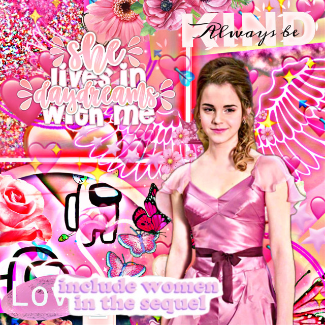 Open❤⚡💛⬇️  Hermione Granger ❤💛 Gryffindor 💛❤ Muggle - born🥰 Otter😉  How are you?  I gather people for tag lists, you can report them in the comments😉  you don't have to watch me❗❗❗  Have a nice day!❤❤❤  #harrypotter #hogwartsschoolofwitchcraftandwizardry #hermionegranger #edit #remix #freetoedit #pink #white #among #butterfly #harrypotterandthegobletoffire ##queen👑 #emmawatson #gryffindor #hogwarts #goldentrio #follow #angel #texts #lightpink #darkpink #happy #hogwart #she