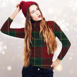 freetoedit sparkle cloths clothesaesthetic aiselect snowflakes winter cold